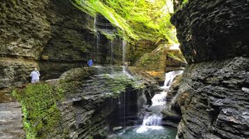 一起旅行 - 纽约Watkins Glen - abcxyz123.com