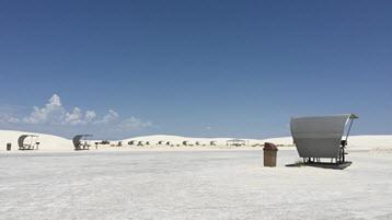 一起旅行 - 新墨西哥白色沙漠 - abcxyz123.com
