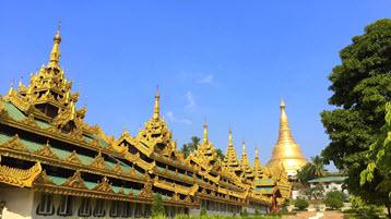 一起旅行 - 缅甸阳光大金塔 - abcxyz123.com