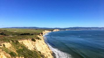 人在旅途 - PointReyes海岸线 - abcxyz123.com