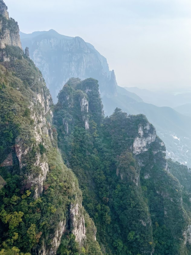 人在旅途 - 云台山红石峡 - abcxyz123.com